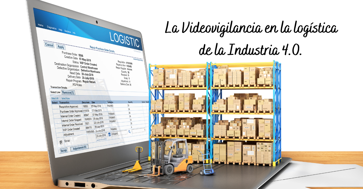 La logística en la Industria 4.0